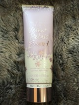 Victoria's Secret Velvet Petals Frosted Fragrance Body Lotion - 8 Oz - NEW - $11.99