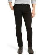 J Brand Herren Tyler 140239T226 Jeans Dünne Schwarze Größe 29W - $133.95