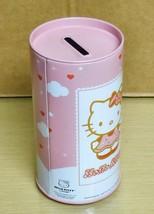 2011 Sanrio Hello Kitty- Tin Can Bank - $8.90