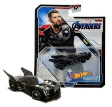 Hot Wheels Marvel Avengers Thor Character Cars MOC - $14.88