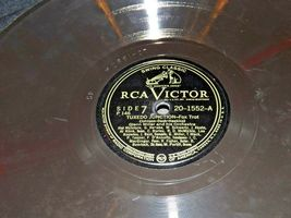 1949 RCA Victor Glenn Miller Masterpieces Records Vol II P 189 AA19-1603 Vintage image 6