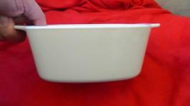 Corning Ware A-1.5-B Winter Frost Casserole Dish 1.5 Liter 1.5 Qt. Free Usa Ship - $26.17