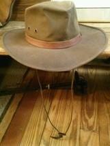 Outback Trading Company Kodiak Mens Medium Brown Hat  - $46.74