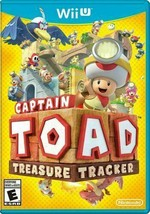 Captain Toad: Treasure Tracker (Nintendo Wii U, 2014) BRAND NEW SEALED - $34.69