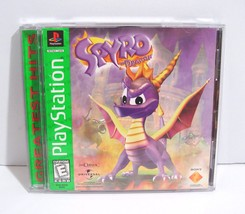 Spyro the Dragon (Sony PlayStation 1, 1998) PS1 Complete! - $12.95