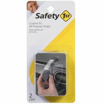 2 Child Safety 1st Fridge Lock Refrigerator Dishwasher Microwave Applian... - $9.99
