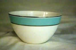 "Lenox 2019 Sadie Street Turquoise Cereal Bowl 5"" New - $13.16"