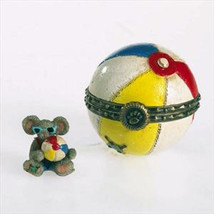 "Boyds Treasure Box ""Gidgets Beachball w/Shades McNibble"" #4033637- NIB -Retired - $24.99"