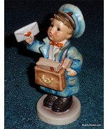 """""""Postman"""" Goebel Hummel Mailman Figurine #119 TMK5 - CUTE COLLECTIBLE GIFT! - $106.69"""
