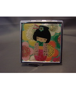 Kimmidoll (Japan) Compact Mirror Contemporary Authentic Free Shipping - $12.00