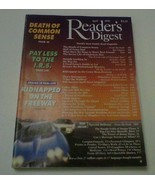 """Readers Digest Magazine April 1995 - """"Pay less to the IRS"""" - $4.50"""