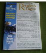 Readers Digest Magazine January 1993 - Bob Hurley's Home Court Advantage - $4.50