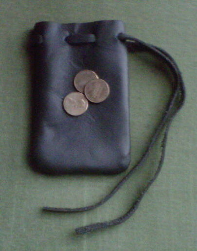 Primary image for Leather pouch