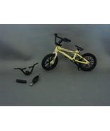 "Flick Trix Finger Bike Tellow 4.2"" Long - $7.90"