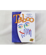 Taboo 2000 Board Game Unspeakable Fun 100% Complete Excellent Bilingual ** - $20.44