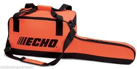 Echo Canvas Chainsaw Carrying Bag Case 103942147 - $49.99
