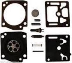 Zama Carburetor Repair Kit # RB-122 for many C3-EL Carburetors Genuine Rebuild - $14.99