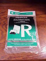 Genuine Hoover R30 Vacuum Cleaner Filtration Replacement System, no. 40101002 - $6.95