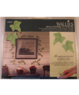 Wallies Green Leaf Ivy Wallpaper Cutouts 12022 - $8.99