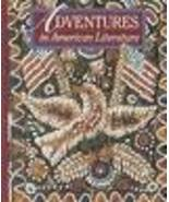 Adventures in American Literature by Hodgins 1996 Hardcover Textbook - $11.00