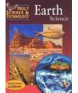 Holt Science and Technology 2001 Hardcover Textbook - $11.00