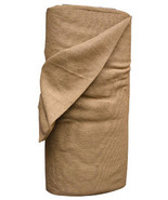Burlap Fabric Bolt Roll 15 yards Wedding Crafts Projects  - $149.99