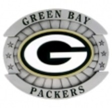 Green Bay Packers Belt Buckle (Oversized) image 1