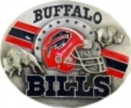 Buffalo Bills Belt Buckle image 1