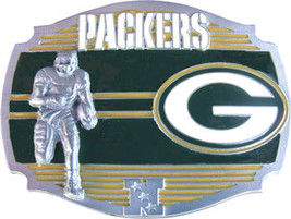 Green Bay Packers Belt Buckle image 3