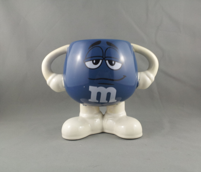 Primary image for M & Ms Candy Coffee Mug - Full body design figure - Very Unique !!!