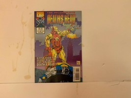 THE INCOMPLETE DEATH'S HEAD (MARVEL COMICS UK) 1993 VF 9 BOOK LOT FREE S... - $8.60