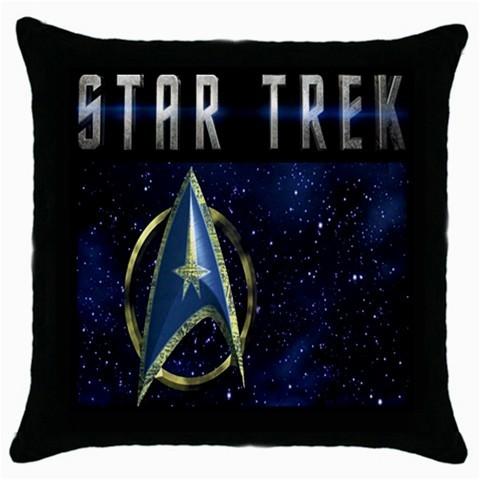 Pillow case star trek