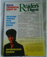 """Readers Digest Magazine November 1996 - """"Relieving chronic pain without ... - $4.50"""