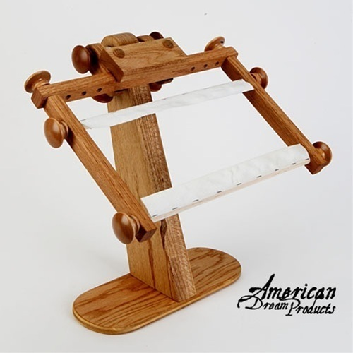 E z stitch lap stand webbing cross stitch needlework for American frame coupon code