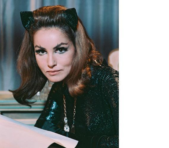 Primary image for Batman Catwoman JN Vintage 11X14 Color TV Memorabilia Photo