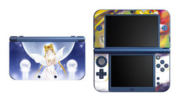 Sailor Moon NEW Nintendo 3DS XL LL Vinyl Skin Decal Sticker - $12.50