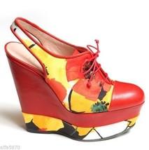 Stuart Weitzman Multicolor Itsatie Platform Shoes - NEW Size 7.5 M - $118.80