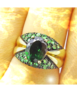 HAUNTED 1000X RICHES OF THE GODS RING EXTREME MAGICK 925 OFFERS ONLY 7 S... - $92,007.77