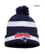 Superbowl beanie hat new england patriots xlix thumbtall