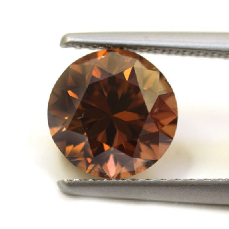 Primary image for 0.55ct Fancy Brown Diamond 100% natural untreated
