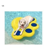 Doggy Refresh Pool Man Pet Friend cool off Lazy Raft Float No Puncture 4... - $120.66