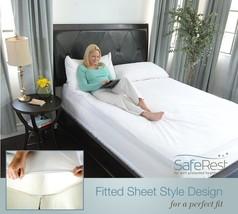 SafeRest Waterproof Mattress Protector Microplush Full Pad Hypoallergeni... - $53.04