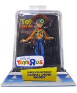 Toy Story Movie Collectibles cereal Dunk Woody Exclusive Action Figure - $29.99
