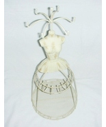 Jewelry Mannequin Shabby Chic - $12.00