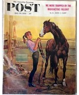 The Saturday Evening Post July 20, 1957 - FULL MAGAZINE - $19.79