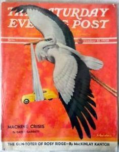 Primary image for The Saturday Evening Post November 12, 1938 - FULL MAGAZINE