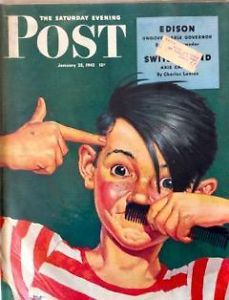 Primary image for The Saturday Evening Post January 23, 1943 - FULL MAGAZINE