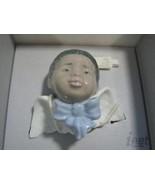 Lladro Afro-American Seraph Angel Ornament 06445 NIB - $164.89