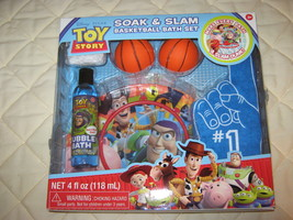 Toy Story Basketball Bath Set - $8.00