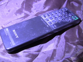 Sony Rm 757 Trinitron Tv Remote - $5.99